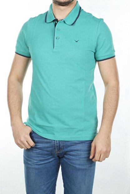 Cazador Erkek Nefti Polo Yaka T Shirt 4614