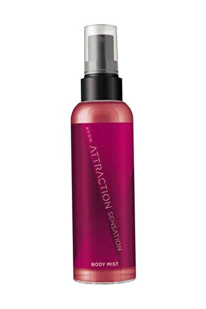 Avon Attraction Sensation Vücut Spreyi 100 ml 5050136548995