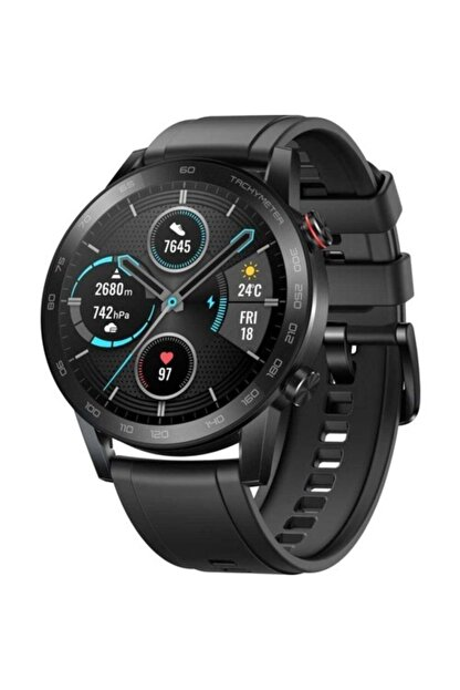 Honor Magic Watch 2 46mm Siyah Akıllı Saat