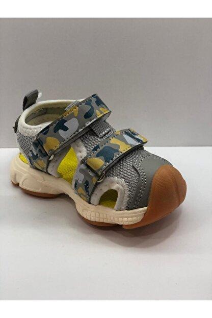Vicco Erkek Çocuk Sarı  Sandalet 332.e20y.302-18