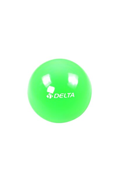 Delta 25 cm Dura Strong Mini Pilates Topu Denge Egzersiz Topu