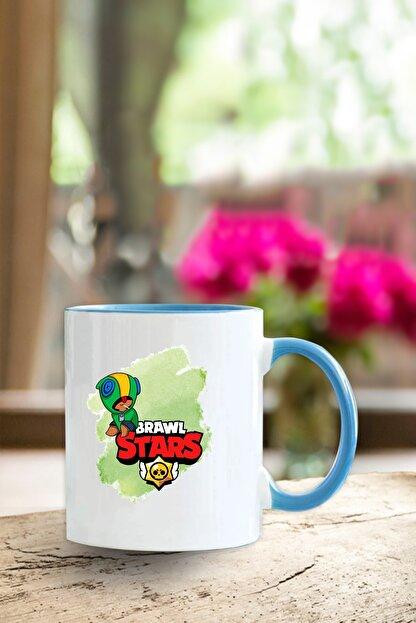 GiftStore Brawl Stars - Leon- Mavi Kupa-21