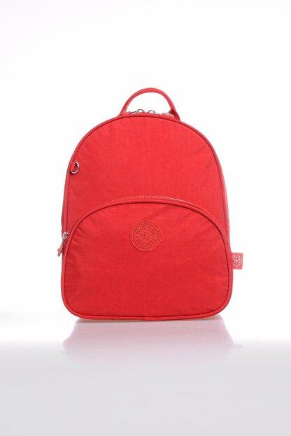 Smart Bags Kadın Kırmızı Sırt Çantası Smb3061-0019