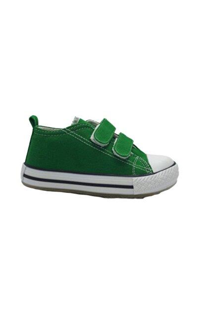 Minican Erkek Çocuk Yeşil Işıklı Spor Ayakkabı