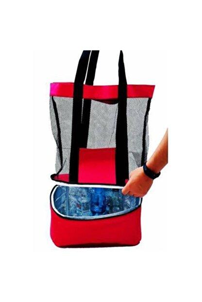 Emroto Bmw 325xi Kırmızı 40 Litre Soğuk Sıcak Tutucu Çanta
