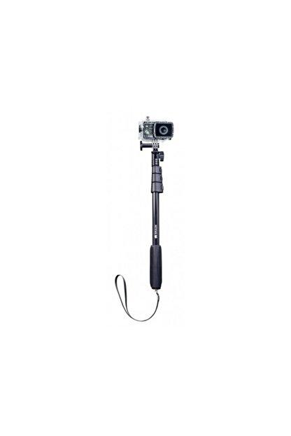Braun Siyah Selfie Stick Su Altı Çekimleri Monopod