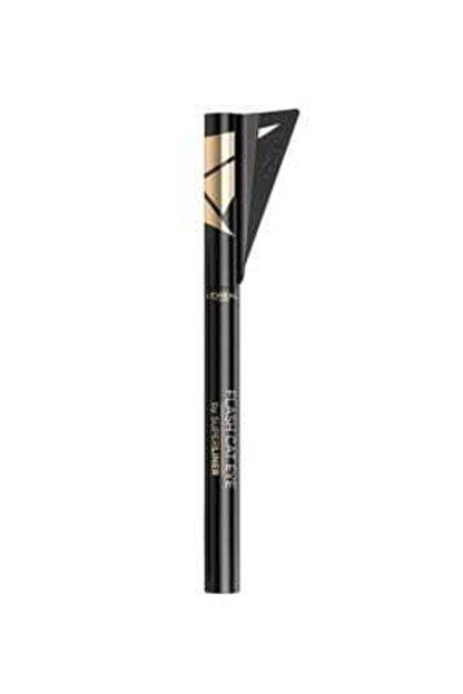L'Oreal Paris Siyah Eyeliner - Superliner Flash Cat Eye 3600523653959