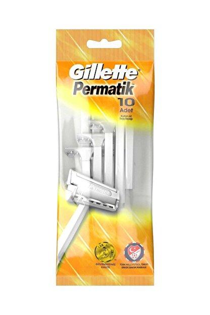 Gillette Kullan At Tıraş Bıçağı 10'lu