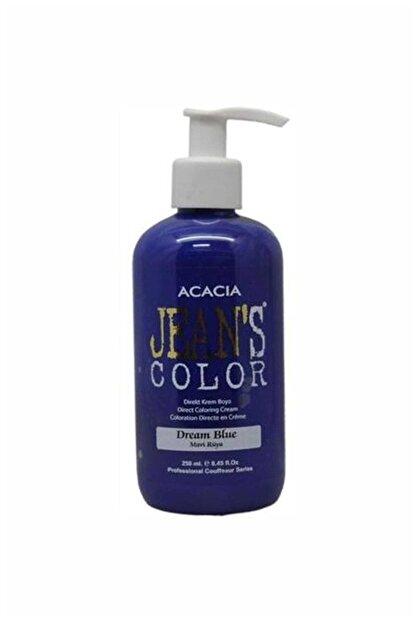 Acacia Saç Boyası - Jean's Color Saç Boyası Mavi Rüya 250 Ml 8680114782850