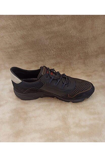KOMCERO Erkek Lacivert Spor Ayakkabı