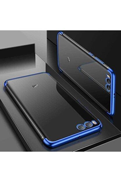 Dijimedia Xiaomi Mi 6 Kılıf Dört Köşeli Lazer Silikon