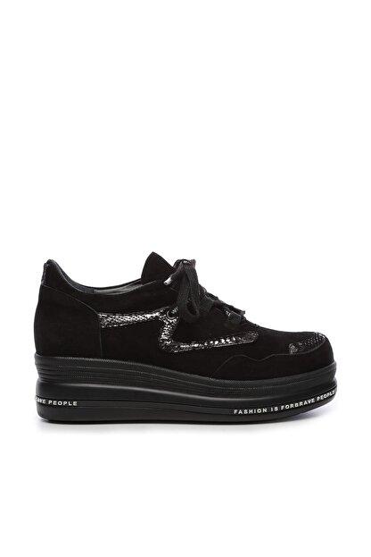 Kemal Tanca Kadın Derı Sneakers & Spor Ayakkabı 744 20491 BN AYK SK19-20