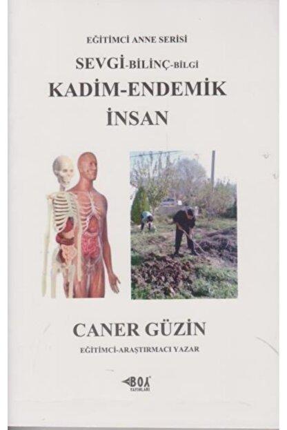Boy Yayınları Kadim Endemik Insan