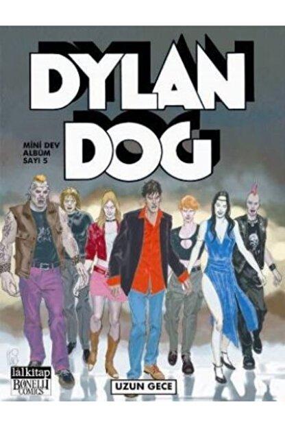 Lal Kitap Dylan Dog Mini Dev Albüm 5