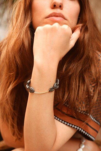 Linya Jewellery Kalpli Onıx Bileklik