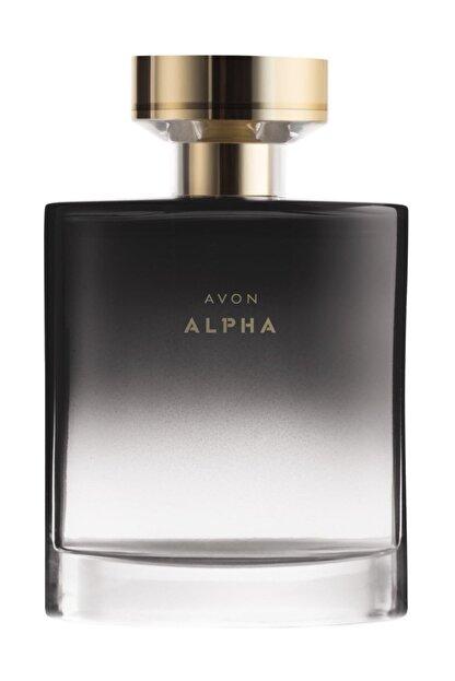 Avon Alpha Edt 75 ml Erkek Parfümü 8681298915287