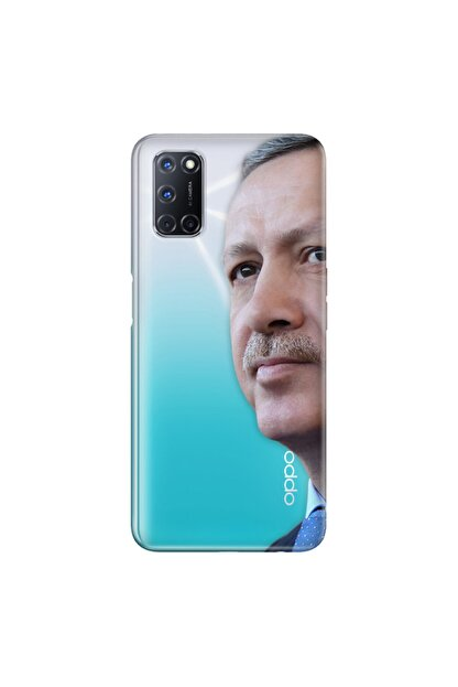 Cekuonline Oppo A72 Kılıf Temalı Resimli Silikon Telefon Kapak - Rte