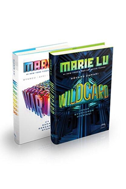 Yabancı Yayınları Marie Lu Seti
