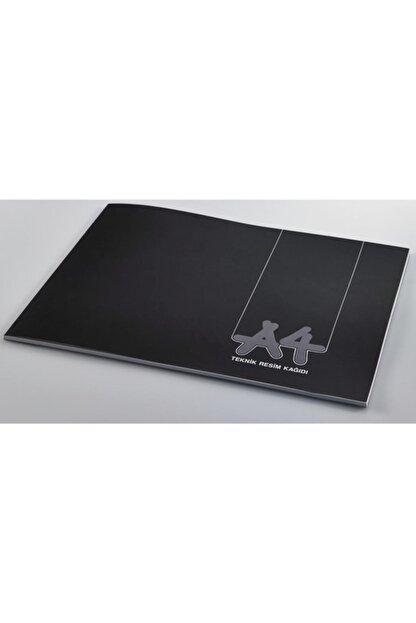Bayındır A4 Teknik Resim Defteri Blok Yatay 36 Yaprak Bbn0171 12 Li