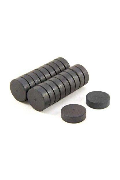 KullanAt Market Mıknatıs Siyah Minik 12 Şerit Miktarı : 50 Adet