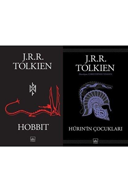 İthaki Yayınları Hobbit / Hurin'in Çocukları 2 Kitap Set