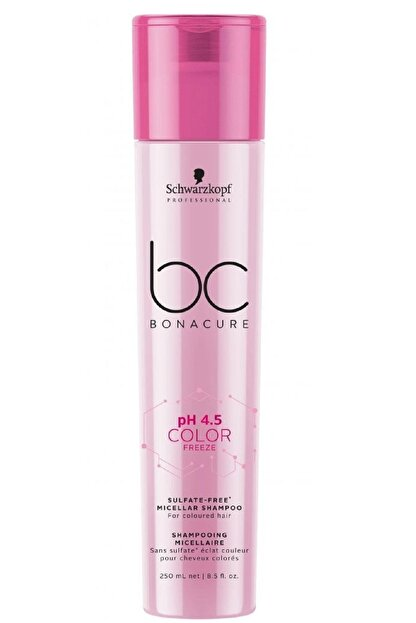 Bonacure Ph 4.5 Color Freeze Renk Koruma Sülfatsız Şampuan 250ml