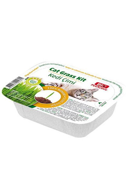 Bio PetActive Bio Pet Active Grass Kit Natual Kedi Çimi