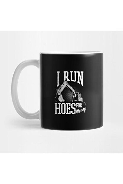 TatFast Heavy Equipment Operator | Run Hoes For Money Gift Kupa