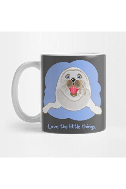 TatFast Love The Little Things Baby Seal Kupa