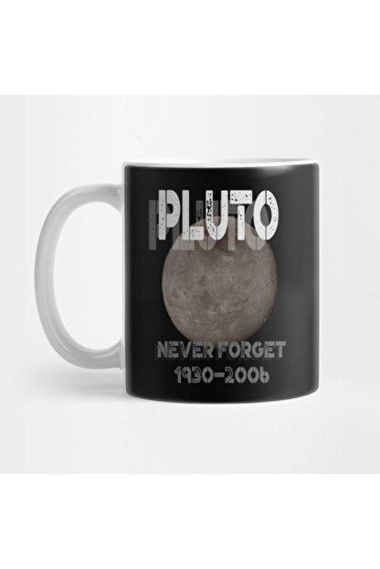 TatFast Pluto (1930-2006) Never Forget Dwarf Planet Pun Kupa