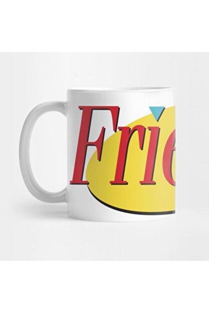 TatFast Friends Seinfeld Logo Kupa