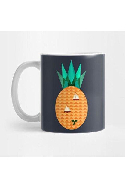 TatFast Pineapple Ocean Kupa