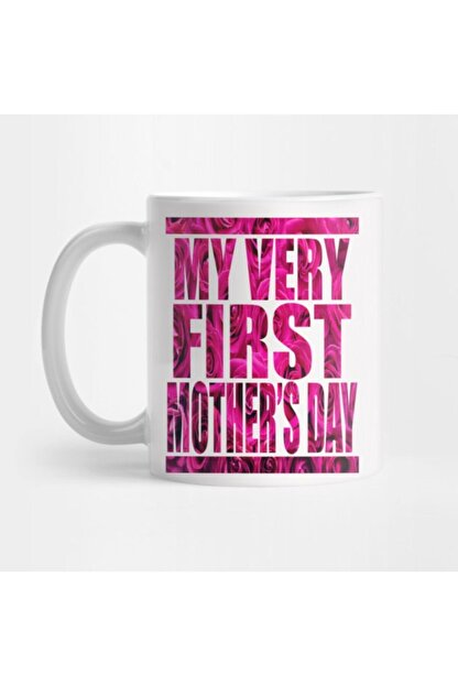 TatFast My Very First 1st Mother's Day Gift Kupa
