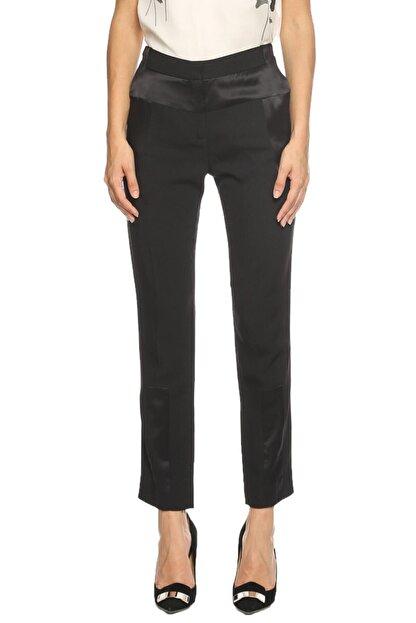 Prabal Gurung Kadın Siyah Klasik Pantolon