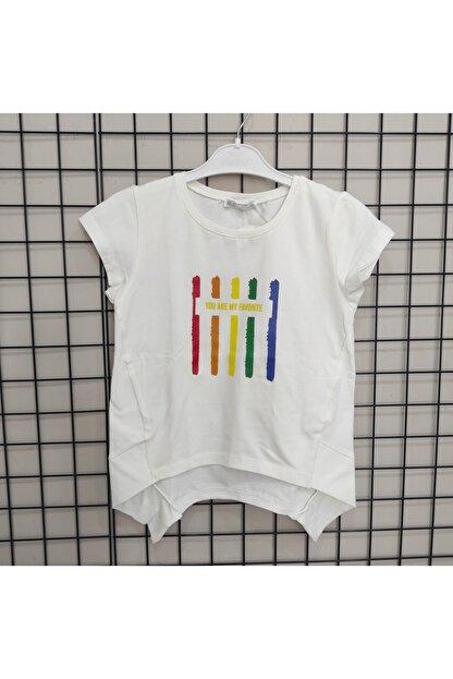 NK Reli Şeritli T-shirt