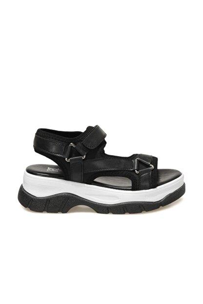 Butigo 20s-4921fx Siyah Kadın Spor Sandalet