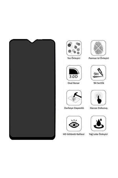 Telehome Xiaomi Redmi Note 8 Pro Ekran Koruyucu Gizli Hayalet Cam (9d Tam Kaplama)