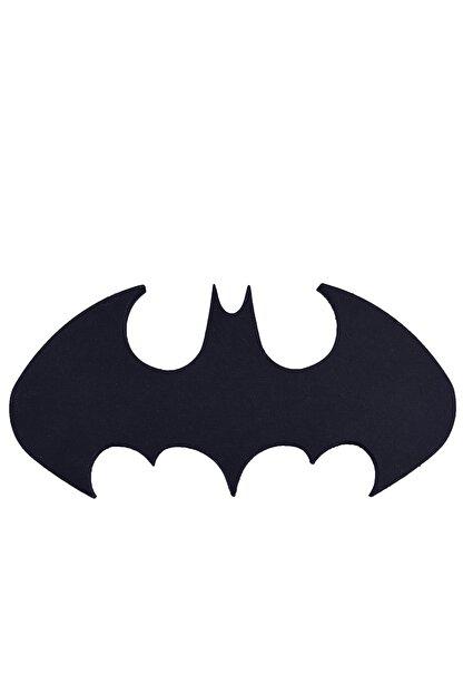 Odeon Batman Yarasa Dekoratif Ahşap Duvar Süsü
