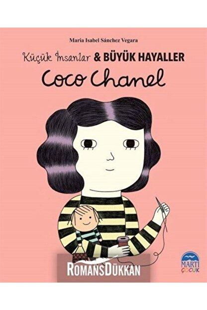 Martı Çocuk Kulübü Coco Chanel-küçük Insanlar Ve Büyük Hayaller