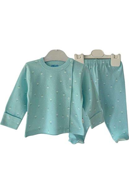 Bahar Bebe Yenidoğan Bebek Pijama
