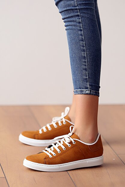 Pembe Potin Kadın Tabasüet Ayakkabı