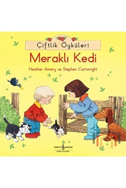 İş Bankası Yayınları Çiftlik Öyküleri Meraklı Kedi