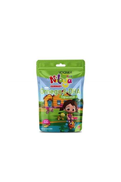 Voonka Kids Niloya Gummies Omega 3-dha 60 Adet
