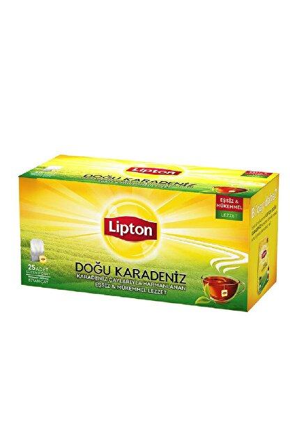 Lipton Doğu Karadeniz Bardak Poşet Çay 25'li