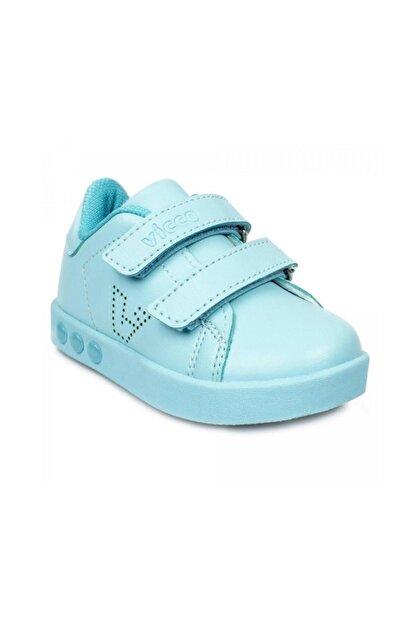 Vicco Bebe Işıklı Spor Ayakkabı Çocuk Mavi