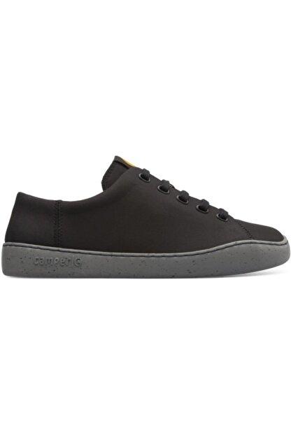 CAMPER Erkek Siyah Bağcıklı Sneaker