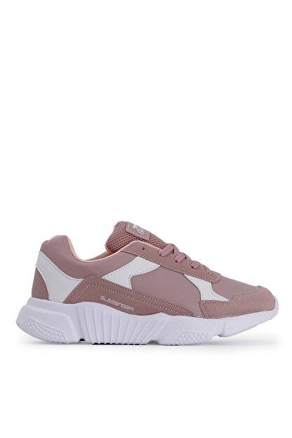 Slazenger INDIANA Sneaker Kadın Ayakkabı Pembe SA20RK069