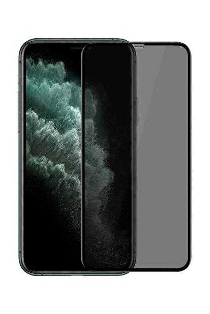 Soffany Apple Iphone Xs Max Privacy Hayalet Cam Ekran Koruyucu Siyah Privacy Xsmax