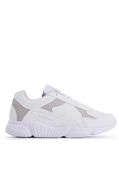 Slazenger INDIANA Sneaker Kadın Ayakkabı Beyaz SA20RK069