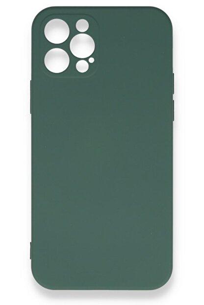 KVK PRİVACY Iphone 12 Promax 6.7 Kamera Korumalı Lansman Içi Süet Ve Kadifemsi Kılıf